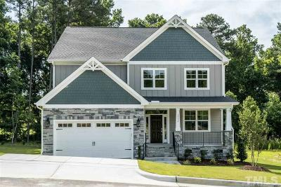 Apex Single Family Home For Sale: 950 Bay Bouquet Lane