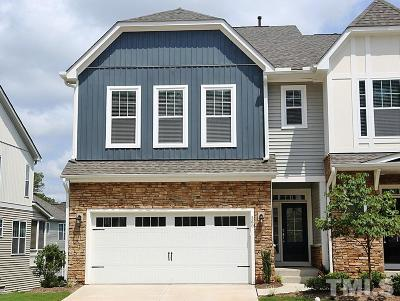 Cary Townhouse For Sale: 360 Roberts Ridge Drive