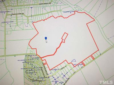 Clayton Residential Lots & Land For Sale: Southerland Road