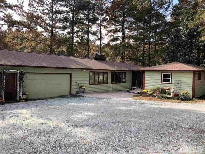 Durham Single Family Home For Sale: 8202 Nc 751 Highway