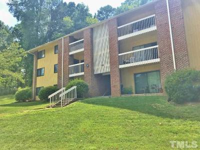Raleigh Condo For Sale: 1114 Schaub Drive #E