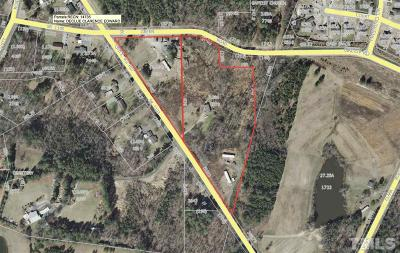Granville County Commercial Lots & Land For Sale: 1702 Gate 2 Road