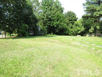 Sanford NC Residential Lots & Land For Sale: $60,000