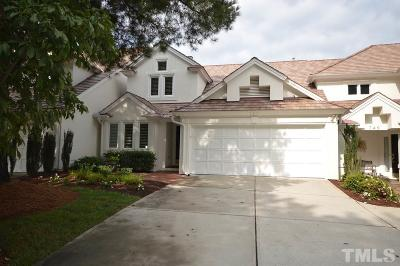 Cary Rental For Rent: 747 Crabtree Crossing Parkway