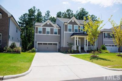 Cary Rental For Rent: 140 Brassica Lane