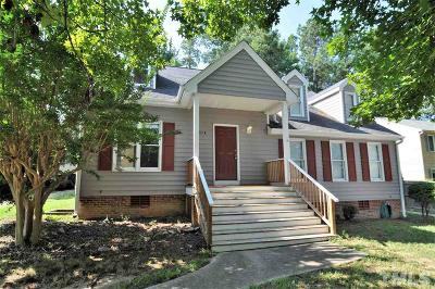 Apex Rental For Rent: 303 Hunter Street #B
