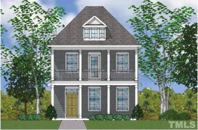 Wake Forest Single Family Home Contingent: 3124 Thurman Dairy Loop