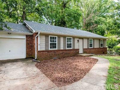Cary Rental For Rent: 105 Coorsdale Drive