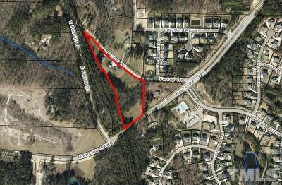 Wake County Residential Lots & Land Pending: 1033 Ferson Road