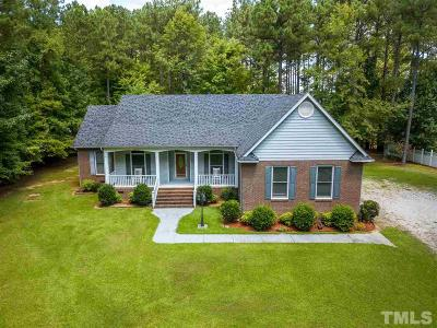 Franklinton Single Family Home For Sale: 175 Misty Way