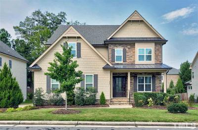 Cary Single Family Home For Sale: 204 William Henry Way