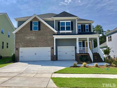 Wake Forest Single Family Home For Sale: 2829 Thurman Dairy Loop