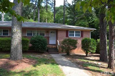Raleigh Rental For Rent: 2503 Ricky Circle