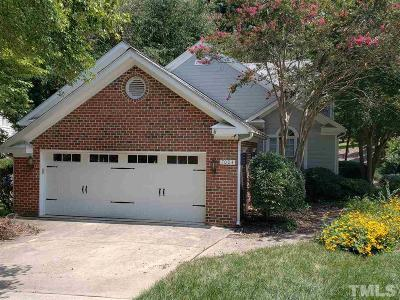 Raleigh Rental For Rent: 7004 Saddle Springs Court