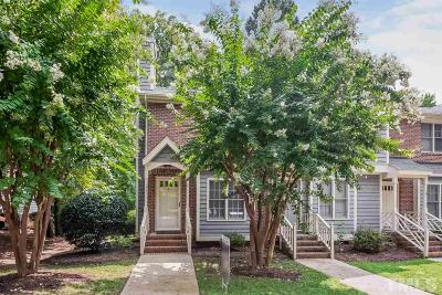 Cary Townhouse For Sale: 127 Winners Circle