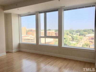 Raleigh Condo For Sale: 400 W North Street #714