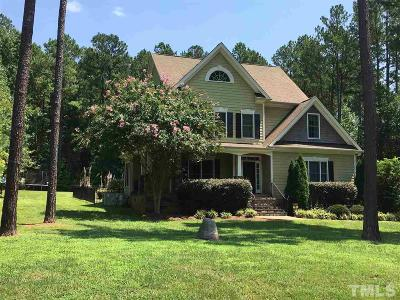 Franklinton Single Family Home For Sale: 2110 Olde Brassfield Lane