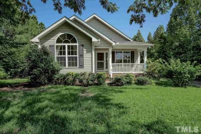 Franklinton Single Family Home For Sale: 65 Millridge Drive