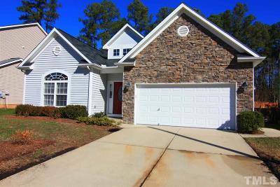 Durham Rental For Rent: 1811 Cedar Grove Drive