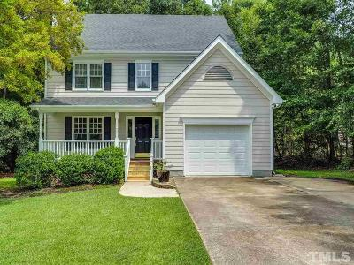 Apex Single Family Home For Sale: 1702 Kelly Glen Drive