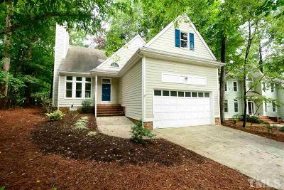 Carrboro Single Family Home For Sale: 302 Bolin Creek Drive
