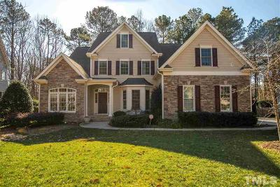 Chapel Hill Single Family Home For Sale: 107 Baynes Court