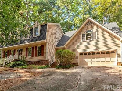 Raleigh Single Family Home For Sale: 3208 Brennan Drive