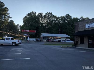Granville County Commercial For Sale: 704 Hillsboro S Hillsboro Street
