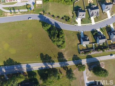 Johnston County Commercial Lots & Land For Sale: 1014 Adams Point Drive