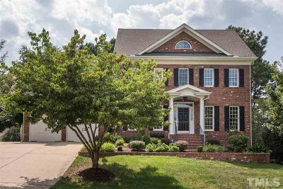 Heritage Single Family Home Contingent: 1008 Broyhill Hall Court