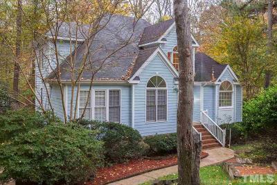 Raleigh Single Family Home For Sale: 5948 Dunbarton Way