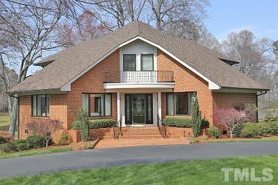 Rougemont Single Family Home For Sale: 312 Lake Winds Trail