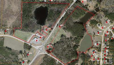 Franklin County Residential Lots & Land For Sale: 5107 Us 401 Highway