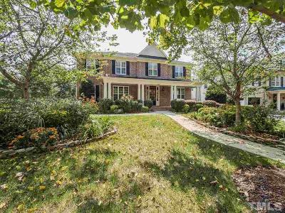 Sunset Oaks Single Family Home For Sale: 201 Meadowcrest Place