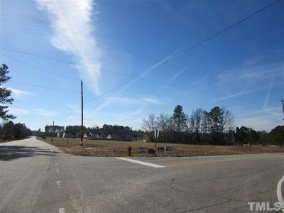 Zebulon Commercial Lots & Land For Sale: 13555 Nc 96 Highway