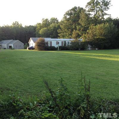 Zebulon Residential Lots & Land For Sale: 792 Brannon Road