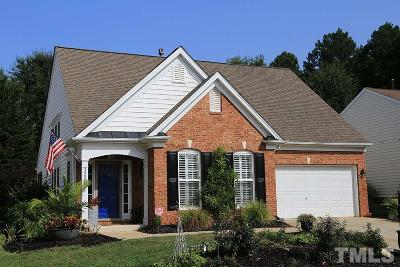 Wakefield Single Family Home For Sale: 3405 Great Bear Lane