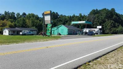 Granville County Commercial For Sale: 4195 Old Us 15 Highway South
