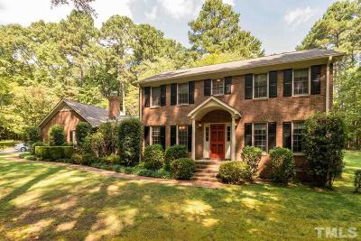 Chapel Hill Single Family Home For Sale: 5915 Morrow Mill Road