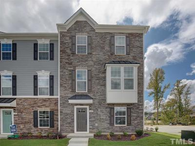Apex Townhouse For Sale: 1109 Tender Drive #1001A
