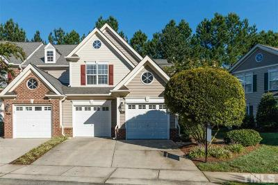Raleigh Townhouse For Sale: 9420 Oglebay Court