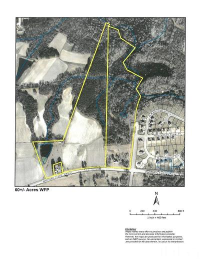 Wake County Residential Lots & Land For Sale: 1012,1032,1116 Wendell Falls Parkway