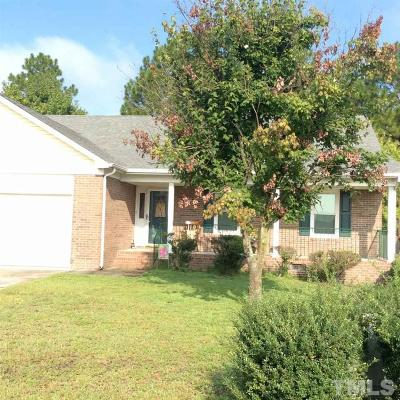 Cumberland County Single Family Home For Sale: 500 Braswell Court