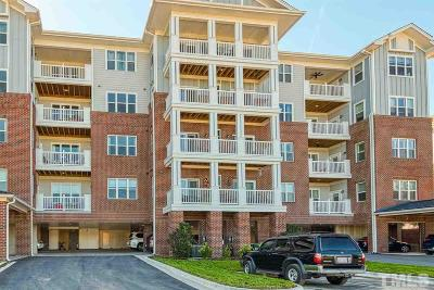 Cary Condo For Sale: 704 Waterford Lake Drive #704