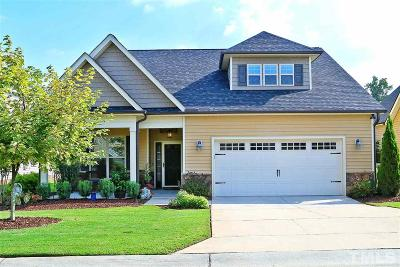Youngsville Single Family Home Contingent: 9 Hawthorne Lane