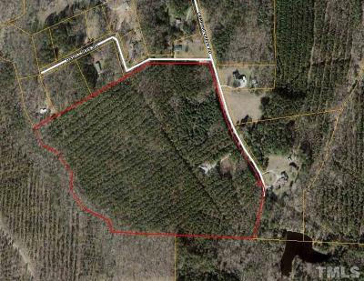 Franklinton Residential Lots & Land For Sale: 366 Camping Creek Road