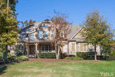 Wake Forest Single Family Home For Sale: 1200 Ladowick Lane