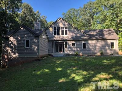 Single Family Home For Sale: 5175 Lakefront Drive