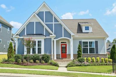 Wendell Single Family Home For Sale: 437 Mill Station Lane