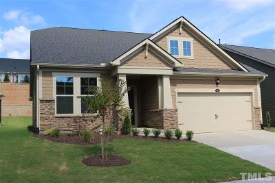 Durham Single Family Home For Sale: 823 Atticus Way #Lot 330
